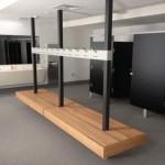 Mild Steel Change Room Seats