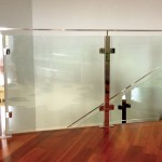 Mirror Stainless Steel Balustrade
